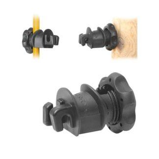 Isolaator metall- ja puitpostile ISOBLOC 103-050-021