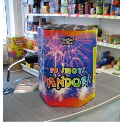 Pandora 19-lasku