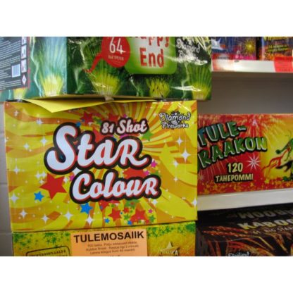 Star Colour 81 lasku