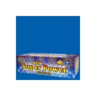 Super Power UUS 200 lasku