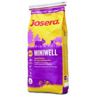 Koeratoit Miniwell 15 kg