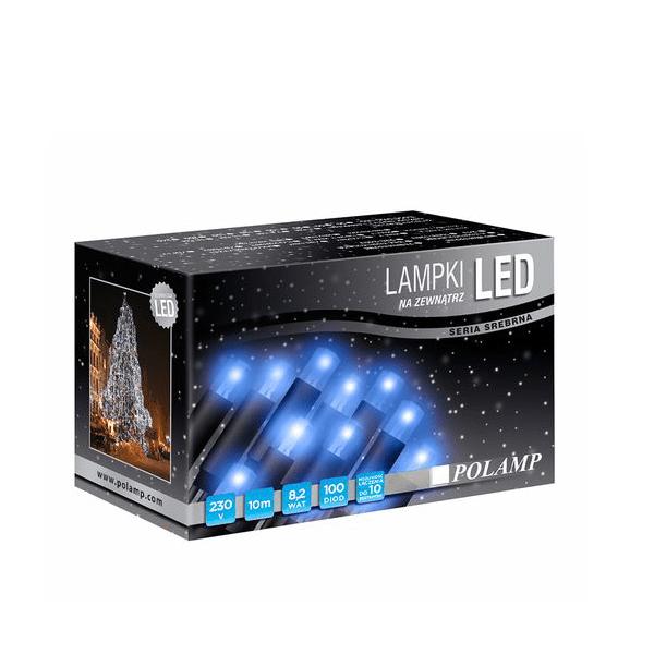 LED jõulutuled 10m sinine