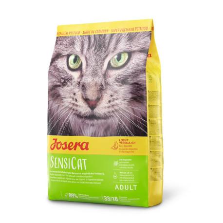Josera Sensicat kuivtoit kassidele