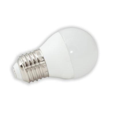 LED lamp G45 6W E27 490lm x2
