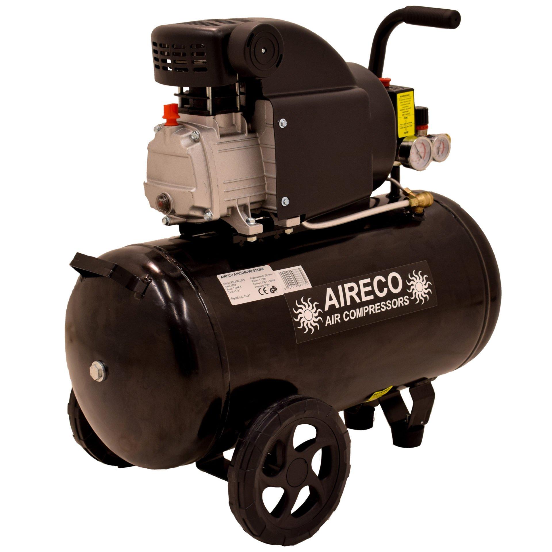 Kolbkompressor ECO/50/2.0
