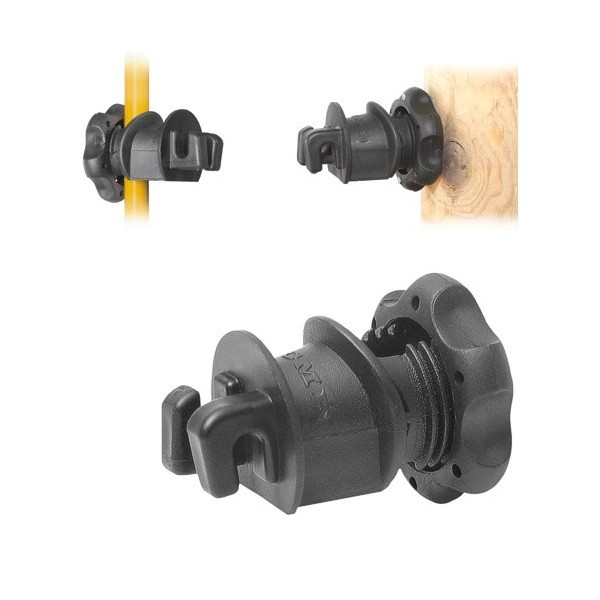 Isolaator 8 - 14 mm Postidele 25 tk ISOBLOC 103-050-020