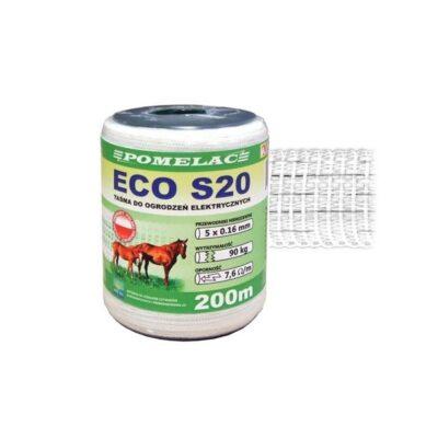 Elektrikarjuse lint ECO S-20 200m 105-020-021