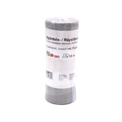 Hiirevõrk 200mm x 10m (0,25x1,7/1,7mm) ALU