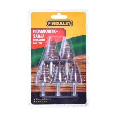Lamellhari KOONUS 30/6mm 5tk/pakendis