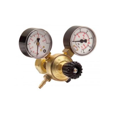 Gaasiregulaator DR516 kahe manomeetriga