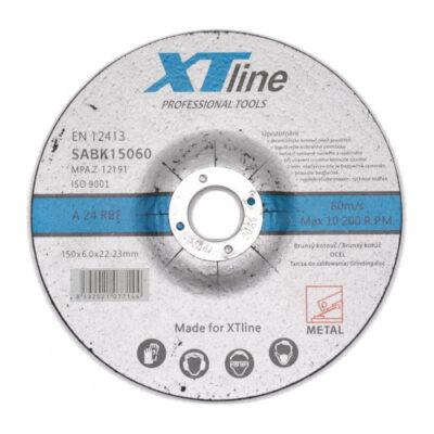 Lihvketas XTline 150x6,0x22,2 metallile