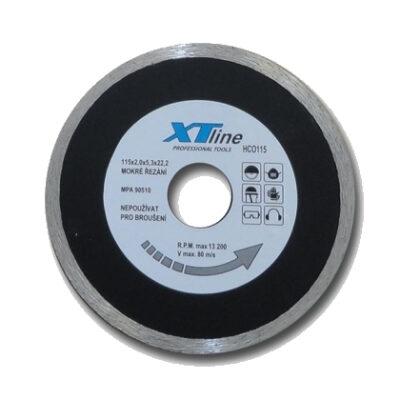 Teemantketas XTline 150x2,2x22,2mm CONTINOUS