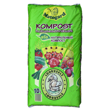 BIO-komposti muld 10L
