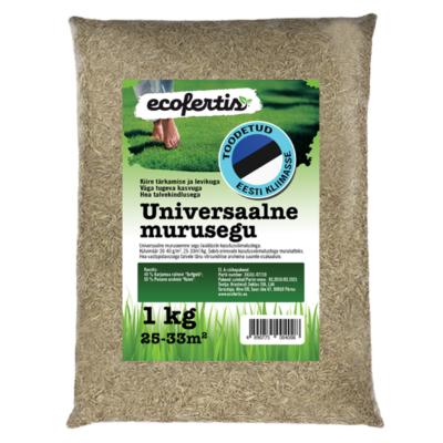Muruseeme Universaalne 1kg Ecofertis