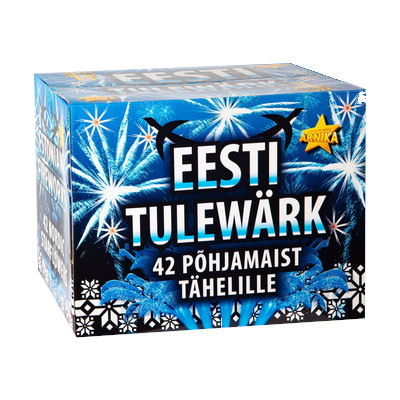 Ilutulestik eesti tulewärk