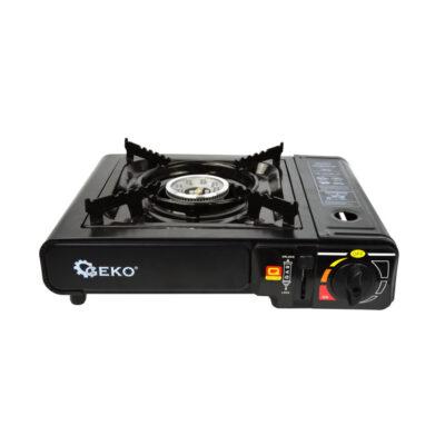 Matkapliit GEKO ühe põletiga 2,5kW + grillplaat