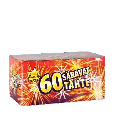 60 säravat tähte
