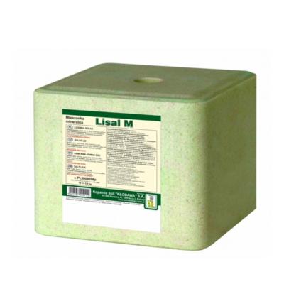 Lakukivi Lisal M 10kg roheline
