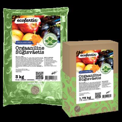 Orgaaniline sügisväetis 4kg
