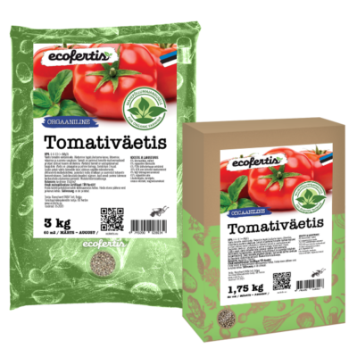 Orgaaniline tomativäetis 1.75kg