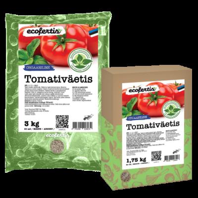 Orgaaniline tomativäetis 7.5kg