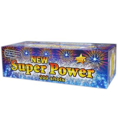 Uus Super power 200 lasku
