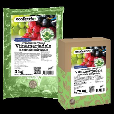 Orgaaniline väetis viinamarjadele 7.5kg