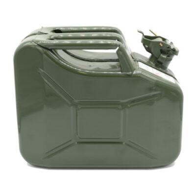 Bensiinikanister 10l roheline