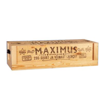 MAXIMUS 235 lasku