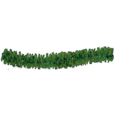 Jõulukaunistus vanik roheline UV kindel 35x270cm