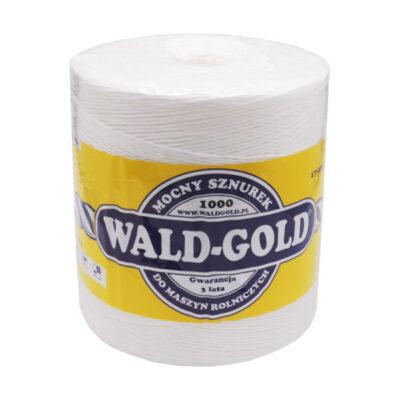 Heinapallinöör 1000 m/kg 4kg Wald-Gold